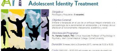 Tratamiento para la identidad del adolescente (AIT) Una aproximación integral de la personalidad.
